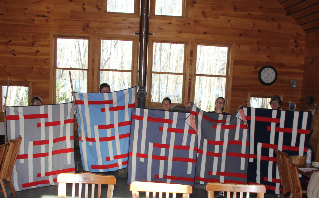 Wedding Quilts!