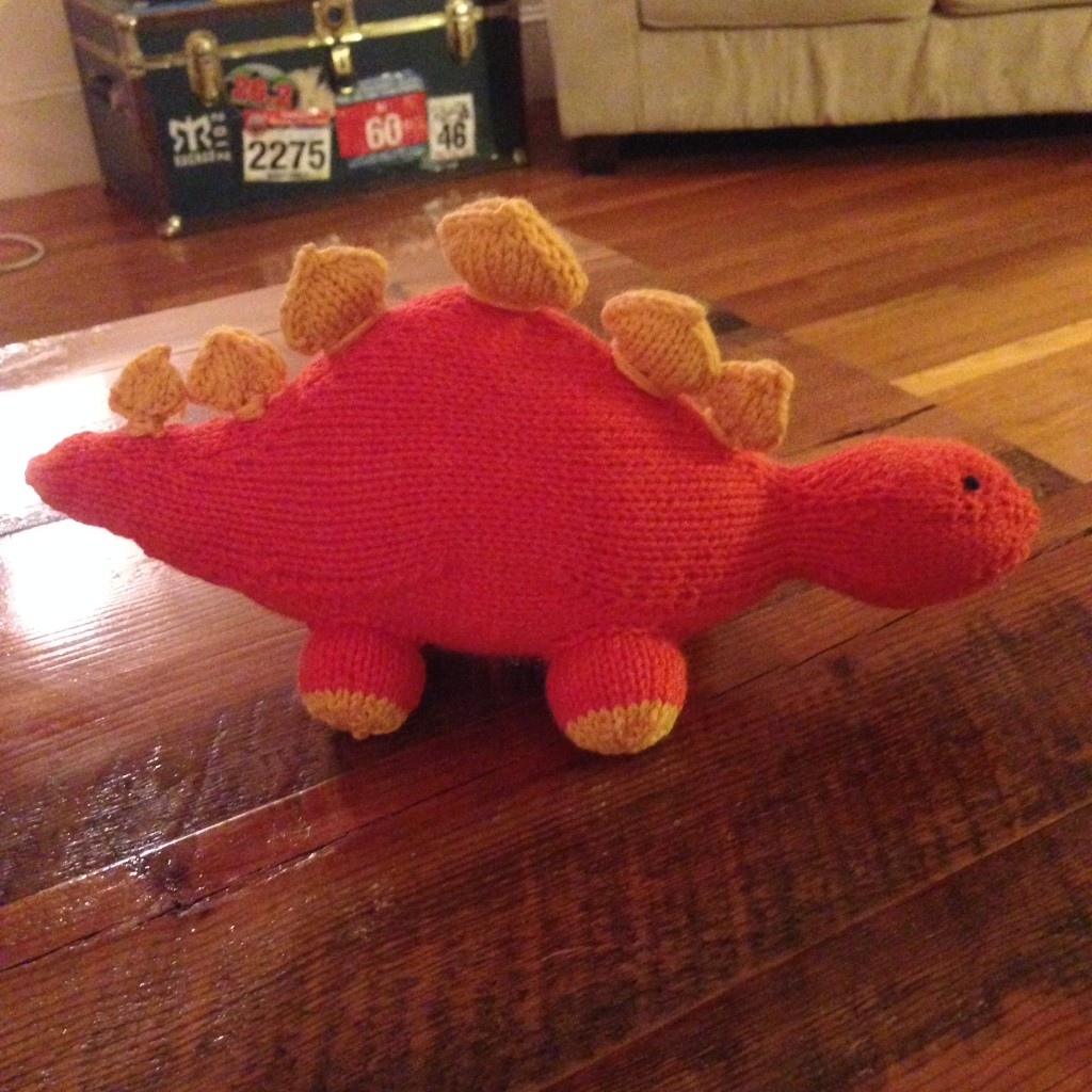 A Stegosaurus for Ben